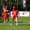 Lax Grad Plays in World Championships!