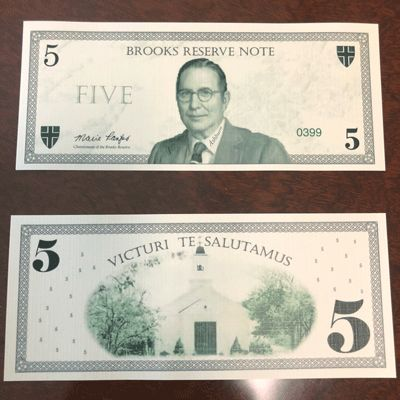 Brooks Now Has Its Own Currency!