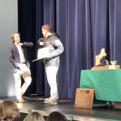 Fall Afternoon Activity Awards