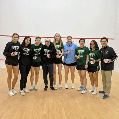 Squash Teams Upset #1 Seeds at National Championship