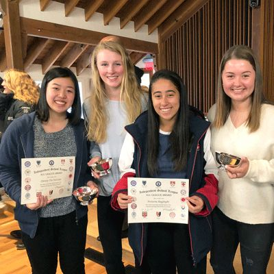 Winter Athletics Awards