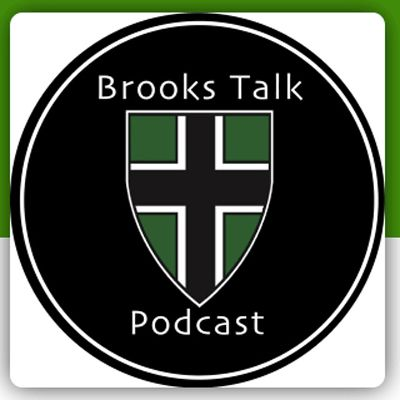 Listen Up: Brooks Has a Podcast!
